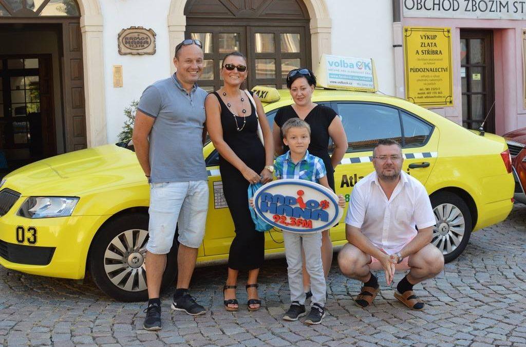 Taxi pro Prvnáčky