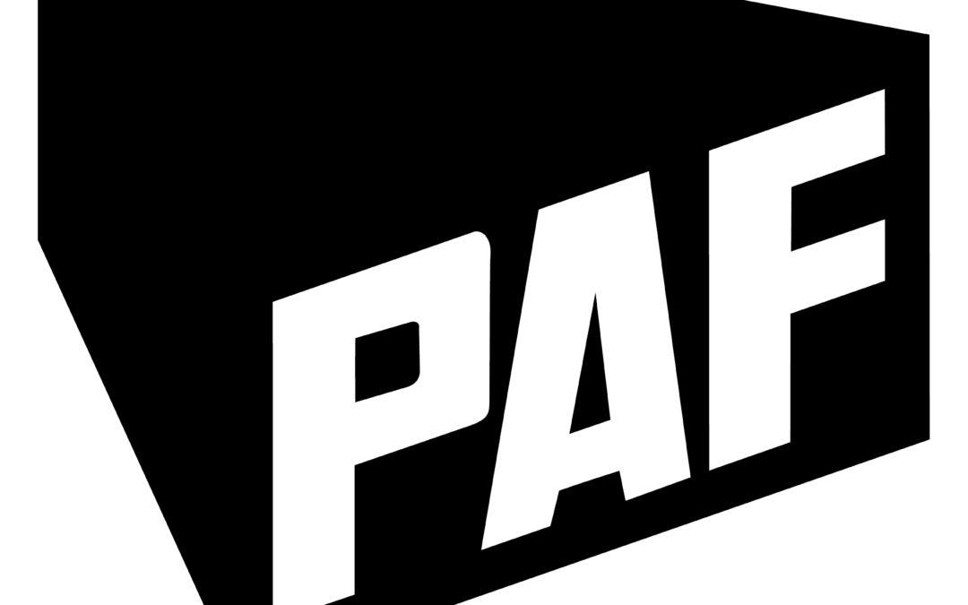 PAF Olomouc 2017