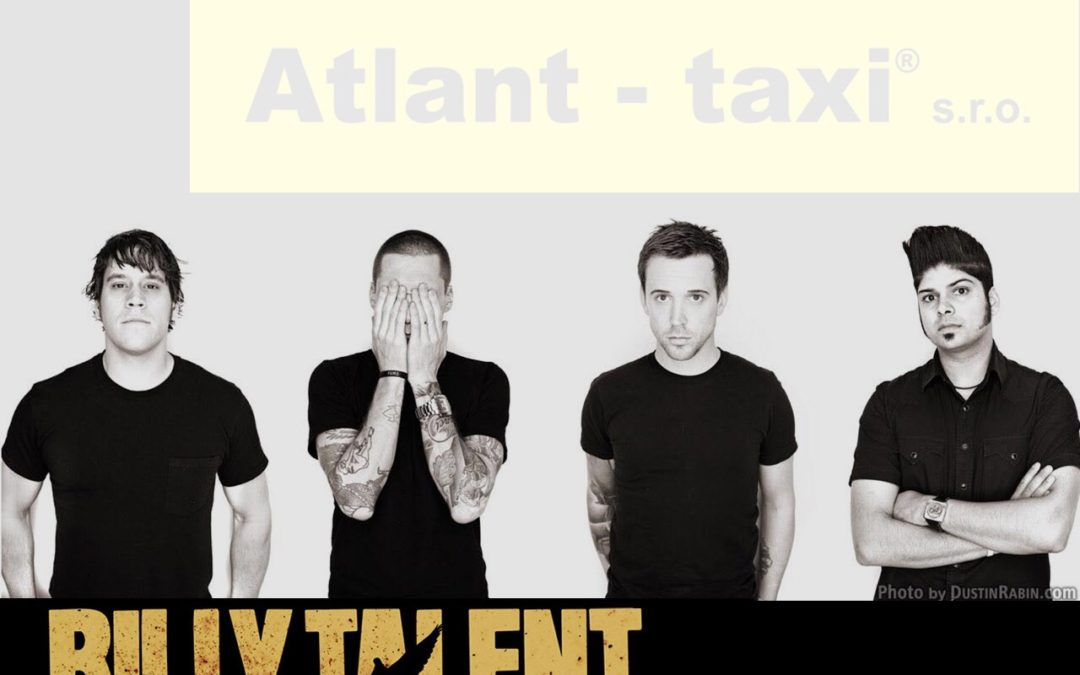 Billy Talent v Olomouci!?